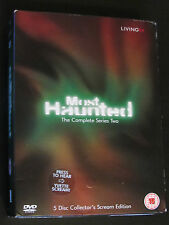 Most Haunted : The Complete Series Two (DVD, 2005) DVD-Region 2 Scream Edition