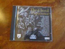 V.A. THE CHORAL EXPERIENCE CD KPM MUSIC LIBRARY RICHARD HARVEY PAUL PRITCHARD