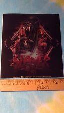 Slayer Soldier 4.5 x 5 Inch Sticker