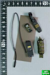 1:6 Scale ES x CBI 27002 Enforcer Corps PFC Yuri - Knife +Radio +Light +Sticker