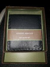 Joseph Abboud Metal Collar Stat Set