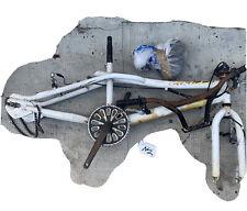 """Bici Junior BMX acciaio GALANT 65 20"""" senza cambio manubrio girevole per ragazzo"""