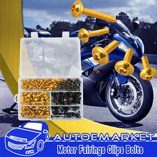 Gold Fairing Bolts Kit for Kawasaki Ninja ZX6R/636/ZX6RR 2003 2004 2005 2006