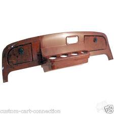 EZGO TXT Golf Cart Car Dash Board Cover Wood Grain - Fast Shipping - 1994-2013
