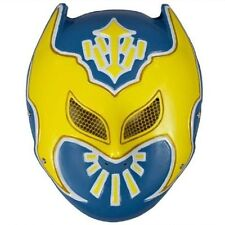 WWE SIN CARA BLUE PLASTIC MASK OFFICIAL NEW