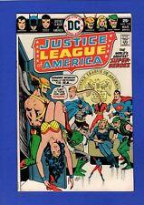 JUSTICE LEAGUE OF AMERICA #128 NM 9.4 GLOSSY HIGH GRADE AGE DC