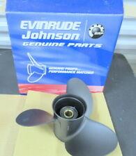 Evinrude Johnson OMC 778610 Aluminum Prop OEM New Factory Boat Parts
