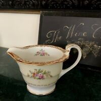 1950's NORITAKE CHINA Creamer | Pitcher w/ Floral Pattern - Excellent Condition