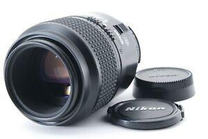 Near MINT  Nikon AF Micro Nikkor 105mm f2.8 D Lens from Japan