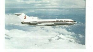 ROYAL NEPAL ISSUED 727 POSTCARD