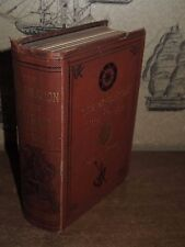 1879 THE EXPLORATIONS OF THE WORLD BY JULES VERNE - DAMPIER MARCO POLO CHINA