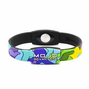 "Mojo Wristband 6.5"" Elite Camo Rainbow"