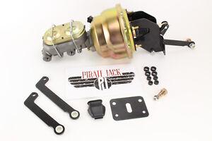 "1966-72 Dodge Charger 7/"" dual power brake booster /& master cylinder"