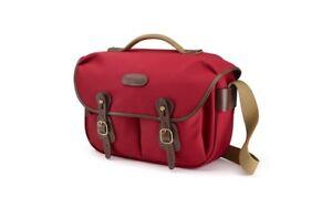 Billingham Hadley Pro Original Camera Shoulder Bag- Burgundy/Chocolate