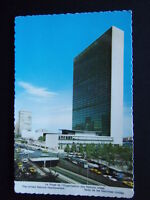 THE UNITED NATIONS HEADQUARTERS NEW YORK POSTCARD