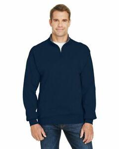 Fruit of the Loom SF95R Adult 7.2 oz. Sofspun® Quarter-Zip Sweatshirt