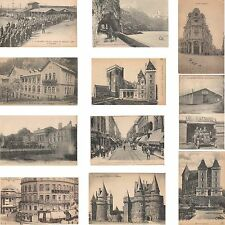 11 1919 French post cards (carte postale) unused xzr