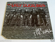 The Ugly Ducklings 1980 Razor LP Off The Wall NM pSyCh