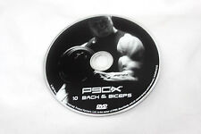 P90X Replacement Dvd Disc 10 Back & Biceps Beachbody Tony Horton Home Fitness