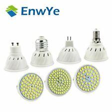 E27 E14 MR16 GU10 Lampada LED Bulb 110V 220V Bombillas LED Lamp Spotlight 48 60
