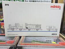 "Marklin HO/AC #48924 Wagen Set "" Fritz Homann, Dissen """
