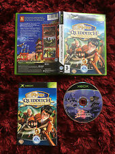 Harry Potter Quidditch World Cup-complete Microsoft XBOX GAME-EA