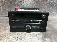 SAAB 9-3 2008 1.9 DIESEL 4DR Radio Stereo Lettore CD AUX testa dell'unità 12784117