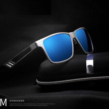 Gafas de sol Polarizadas,HD UV400 Lentes Fotosensibles Hombre Retro