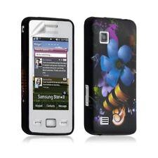 Housse coque etui gel pour Samsung Star 2 S5260 avec motif HF16