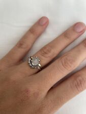 Alexis Russell Engagement and Wedding Ring Set - Diamonds - Natural Diamonds - 5