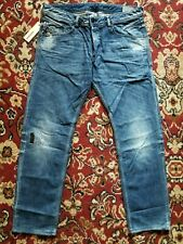 NEW Diesel Belther 0838N Regular Slim Tapered Jeans Size 33 X 30