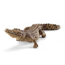P10) Schleich (14736)  Krokodil Wildlife Wildtiere Actionfigur-Sammlung