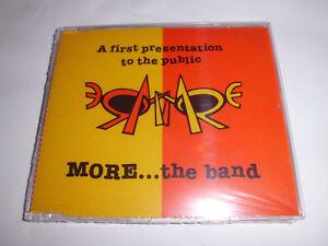 MORE ... THE BAND A First Presentation To The Public CD 5 Trx ABSOLUT RAR+NEU!!!