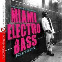 Various Artists - Miami Electro Bass Rarities / Various [New CD]