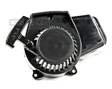 Arranque manual motor de arranque pull inicio para PocketBike minimoto mini Pocket Dirt Bike