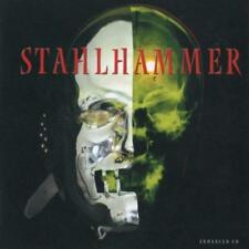 "STAHLHAMMER ""Eisenherz"" CD +2 Video Tracks; German Industrial Metal; stahlmann"