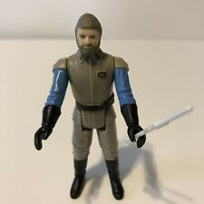 Star Wars 1983 General Madine Complete Hong Kong, Near Mint, Tight Joint