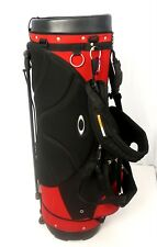 5 Division Lightweight Soft Oakley Stand Carry Golf Clubs Bag
