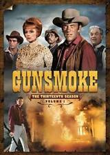 GUNSMOKE : SEASON 13 VOLUME 1 New Sealed 4 DVD Set