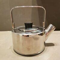 Wasserkessel aus Edelstahl; METALLISK, Teekessel Wasserkocher