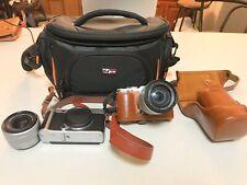 1 Fujifilm X-A2 & 1 Fujiflim X-A3 Mirrorless Digital Camera w/Fujinon 16-50mm