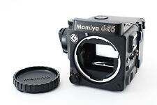 ?Exzellent?Mamiya M645 Super Mittelformat Kamera Mit / 120 Film Hintere - 5359