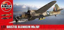 BRISTOL BLENHEIM Mk.IVF AIRFIX 1/72 PLASTIC KIT