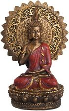 Buddha on Asana Statue for peace and Meditation