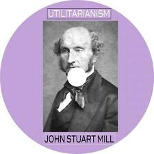 Utilitarianism, John Stuart MIll Philosophy of Ethics Audiobook on 1 MP3 CD