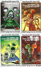 RATMAN SET DI 4 CARDS - INCONTRO DEL 28-04-2012 A PARMA