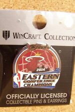 2014 NBA Playoffs pin Eastern Conference Champions The Finals Miami Heat