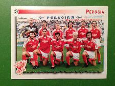 CALCIATORI 1997-98 97-1998 n 510 PERUGIA SQUADRA , Figurina Panini - New