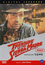The Treasure Of The Sierra Madre (1948) - Humphrey Bogart DVD *NEW [DISC ONLY]