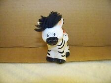 Fp Little People Zebra Touch & Feel Ladybug On Back Ark Replacement 2005